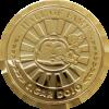 Dojo Hall of Fame Coin