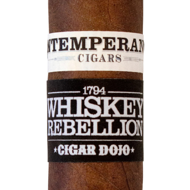 RoMa Craft Whiskey Rebellion (Cigar Dojo Edition)