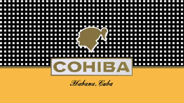 Cohiba Cigars logo