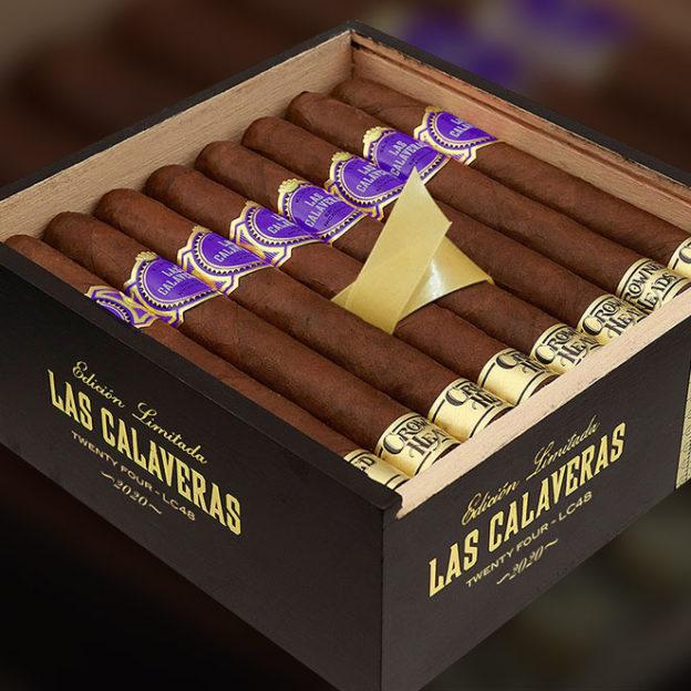 Crowned Heads Las Calaveras Edición Limitada 2020 cigars